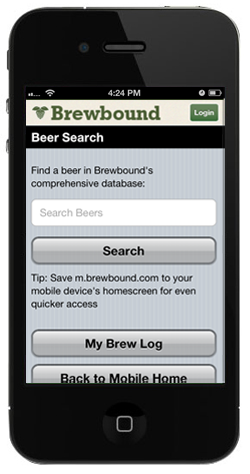 iPhone Beer Directory