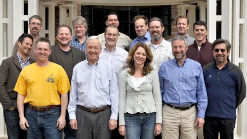 BA Board Members