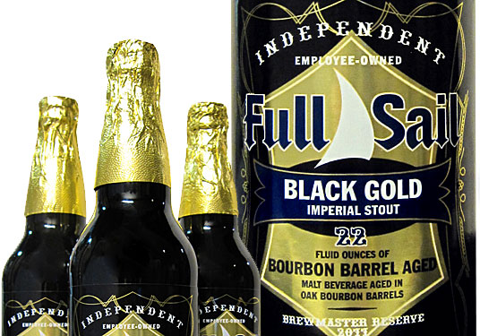 Full Sail's 'Black Gold'