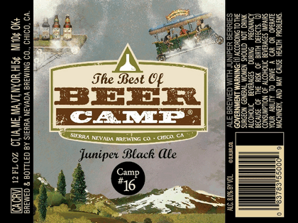 Juniper Black Ale