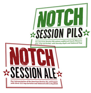 Notch Session Beer